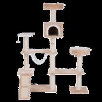 Kratzbaum Knusperhäuschen mit Leiter